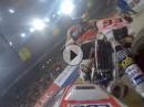 Brad Baker onboard: Keine Gefangenen beim Superprestigio - Geile Battle | Flat Track Live