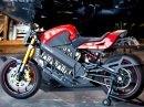 Brammo empulse Electrc Motorcycle - ich glaube es fängt an zu stromern.