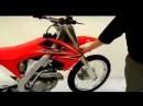 Brandneu: Honda CRF 450R - 2009
