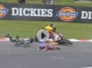 Brands Hatch British Superbike R03/16 (MCE BSB) Race1 Highlights