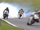 Brands Hatch British Superbike R03/16 (MCE BSB) Race2 Highlights