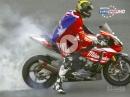 Brands Hatch British Superbike R12/15 (MCE BSB) Race1 Highlights