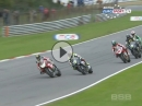 Brands Hatch British Superbike R12/15 (MCE BSB) Race2 Highlights