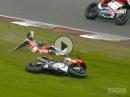 Brands Hatch British Superbike R12/15 (MCE BSB) Race3 Highlights