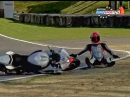 Brands Hatch British Supersport (BSS) 02/15 Sprint Race Highlights