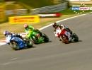 Brands Hatch British Supersport (BSS) 06-2013 Race Highlights