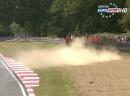 Brands Hatch British Supersport (BSS) 06/15 Sprint Race Highlights