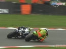 Brands Hatch British Supersport (BSS) 12/15 Feature Race Highlights