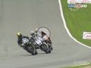 Brands Hatch British Supersport (BSS) 12/15 Sprint Race Highlights