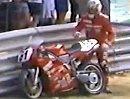 Superbike WM 1995 - Brands Hatch (England) Race 2 Zusammenfassung
