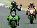 BSB 2010 - Brands Hatch - Superbike Race 3 - die Highlights