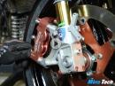 Bremsanlage und Räder, PVM, Beringer, HEL - Suzuki GSXR Projekt / MotoTech