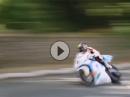 Bremsen?! Yamaha YZR500 Bruce Anstey benziniert steil - EXTREM schmerzfrei