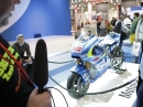 Bretters Zweiradshop: Dank an Suzuki für Fahrzeugstellung zum Umbau