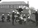 British Army Bike Stunts