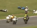 British Supersport Championship (BSS) 2012 Sprint Race Highlights