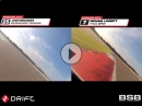 Brookes vs. Laverty MCE BSB Assen freies Training 2015 - Attacke!
