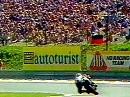 Brünn, Brno 1987 250ccm Motorrad-WM (deutsch) - über 200.000 !! Zuschauer mit Mang Interview
