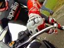 Brünn (Brno) 2014 onboard Alex Hofmann Aprilia RSV 4 APCR | Sport1