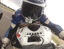Brünn (Brno) onboard Fahrerperspektive Oli Kranich mit Holzhauer Honda CBR1000RR