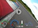 Brünn, Brno onboard Suzuki Challenge 750ccm - BTR B2