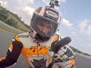 Brünn onboard KTM Super Duke R | Alex Hofmann | Eurosport 2015