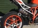 Brutal: KTM Superduke 1290, Austin Racing Auspuff GP1R