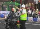 """""""Brutale"""" Polizei auf der Isle of Man - Racingspirit - beim Polizeieinsatz"""