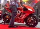 Brutaler Ohrgasm: MV 500 HRT, Ducati Desmosedici GP5 und GP8 by MCN