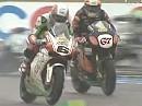 British Superbike BSB 2011 Thruxton - Race 1 Highlights