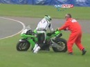 BSB 09 - Donington Park Race 1 Highlights