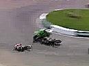 BSB 09 - Mallory Park - Race 1 Highlights