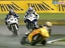 BSB 09 - Mallory Park - Race 2 Highlights