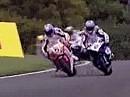 BSB 09 - Oulton Park Race 1 Highlights