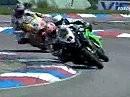 BSB 09 - Thruxton Race 1 Highlights