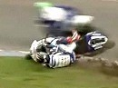 British Superbike BSB 2011 Knockhill - Race2 Highlights