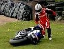 BSB 2010 - Oulton Park - Superbike Race 1 Highlights
