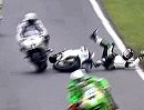 BSB 2010 - Oulton Park - Supersport Highlights