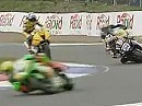 British Supersport BSS 2011 Knockhill - Highlights Rennen