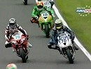 British Supersport Championship (BSS) 2012 Oulton Park, Sprint Race Highlights