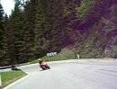 Buell - Alpengrollen - Wer meint er hätte alles unter Kontrolle fährt einfach nicht schnell genug!