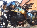 Buell XB9 'Mad Max' Streetfighter by Freestyle Factory