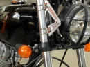 Building Yamaha SR500 SS by Dr. Mechanik