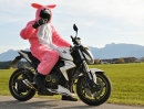 Bunny Biker Club Allgäu zu Besuch bei Körperbehinderte Allgäu