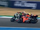 Buriram (Thailand) SBK-WM 2019 Race 1 Highlights - Bautistas One Man Show