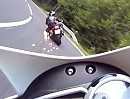Motorradvideo: Burn the Streets - Funkenflug