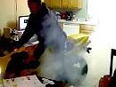Bikerfrühstück: Burnout in der Küche - Lass das Mutti nicht mitkriegen