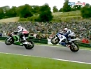 Cadwell Park 2012 Race1 British Superbike (BSB) - Highlights
