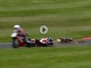 Cadwell Park British Superbike R08/17 (MCE BSB) Race1 Highlights