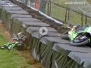 Cadwell Park British Superbike R08/18 (Bennetts BSB) Race1 Highlights